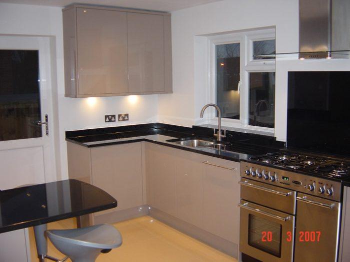 Bespoke kitchen, Amersham