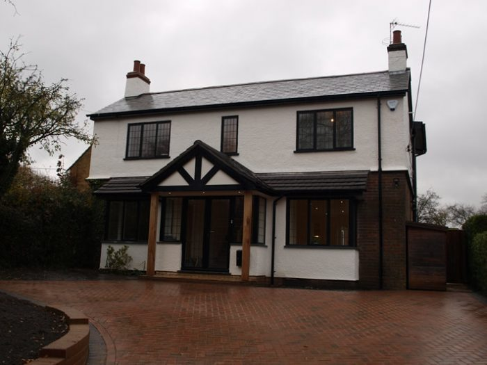 Extension & Alterations – Ley Hill, Chesham