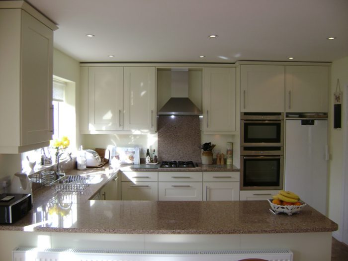 Internal Alterations & New Kitchen, Chartridge
