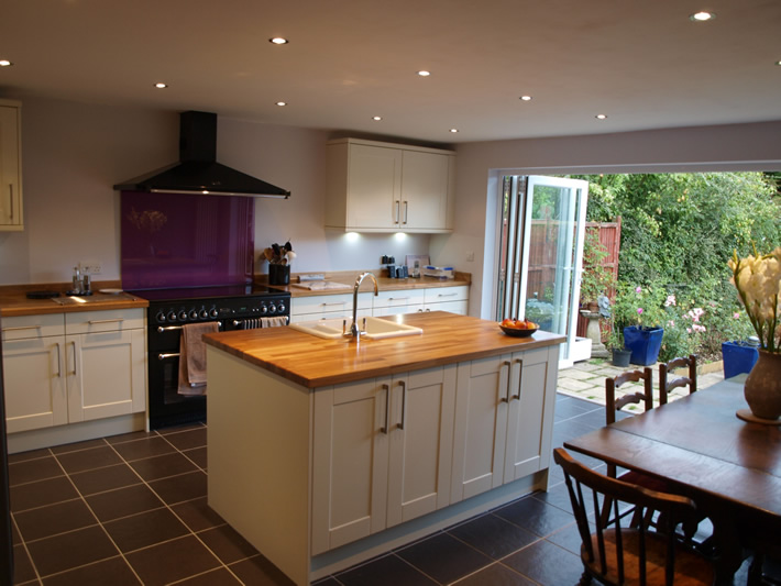 Extension, Internal Alterations, Design & Installation of New Kitchen