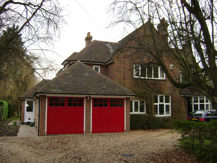 Two Storey Extension with Internal Alterations, Amersham