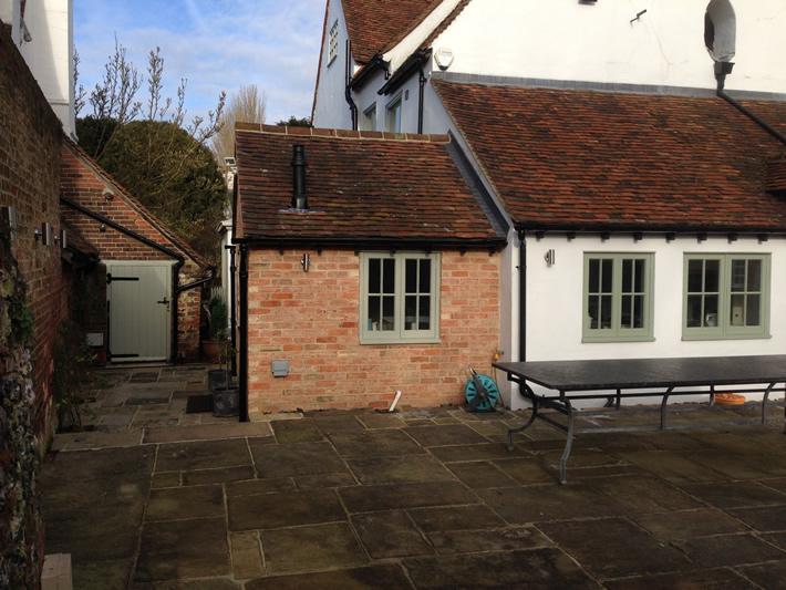 Grade II Listed Extension, Alterations & Refurbishment, Little Missenden