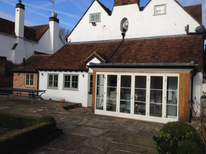 Grade II Listed Extension, Alterations & Refurbishment, Little Missenden