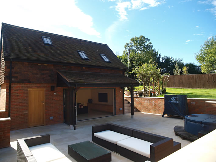 Grade II Listed Extension & Alterations, Ley Hill, Chesham