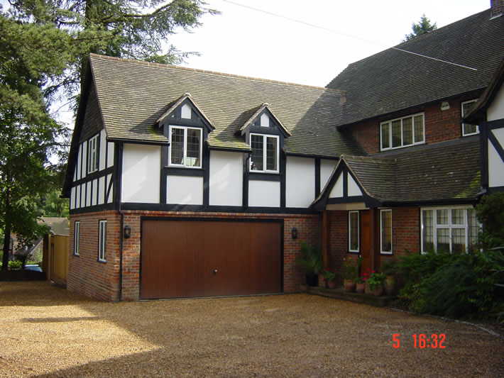 Large extension and alterations, Chalfont St Giles
