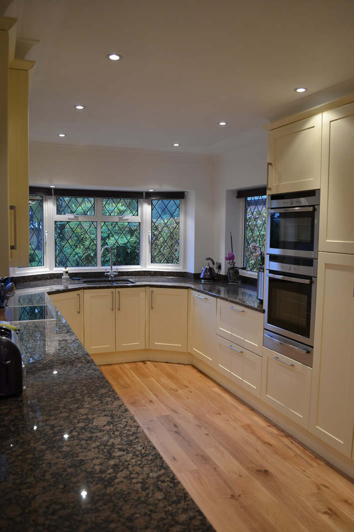 Small Extension and New Kitchen, Chesham