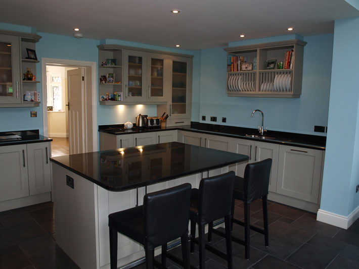 Extension & Kitchen - Chalfont St Giles, Bucks